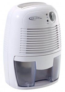 Dihl Mini Portable Air Dehumidifier